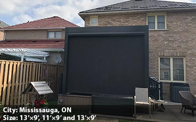 Zip Screen in Mississauga